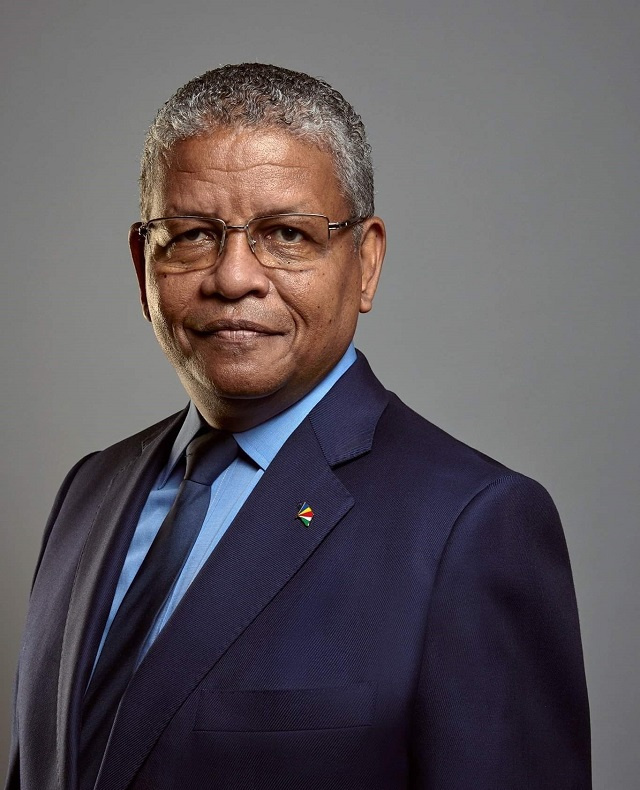 Le président des Seychelles adresse un message de condoléances à la France après la mort de l'ancien président Valery Giscard d'Estaing