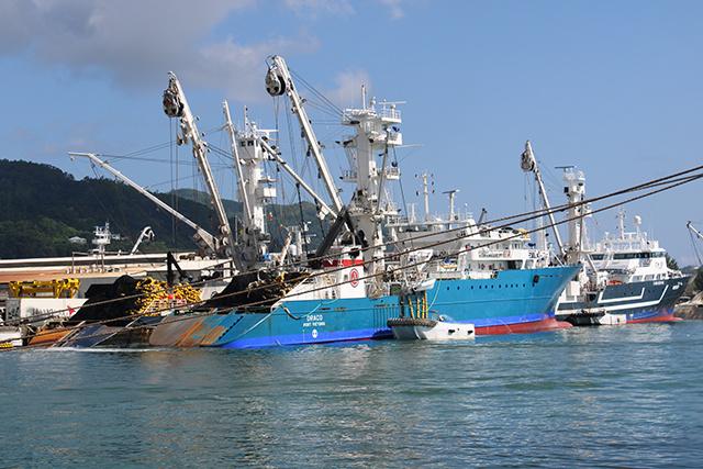 8 des 13 thoniers des Seychelles à quai jusqu'en 2021 après avoir atteint le quota annuel