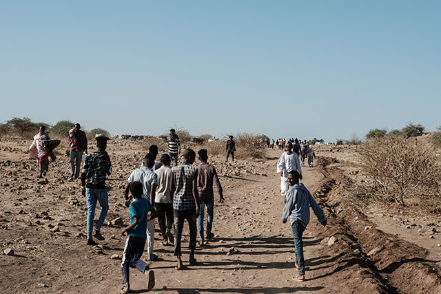 Ethiopie: le gouvernement dit oeuvrer au retour à la normale au Tigré