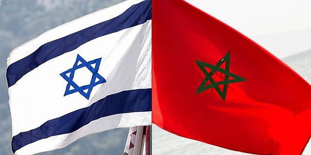 """Accord """"historique"""" entre Israël et le Maroc avec le Saraha occidental dans la corbeille"""