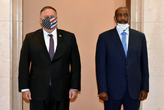 US takes Sudan off sponsors of terror blacklist