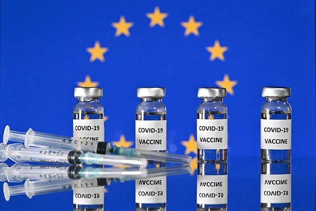 UE: la vaccination anti-Covid va commencer à partir du 27 décembre