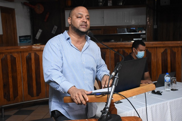 Chair of Seychelles' Chamber of Commerce and Industry re-elected for 2-year term