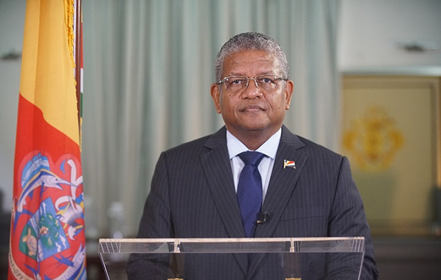 Seychelles' President bids adieu to difficult 2020, hints at big change for 2021