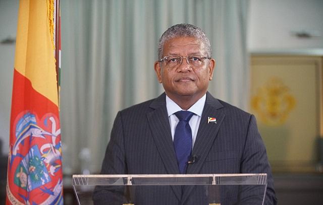 Le président des Seychelles fait ses adieux à la difficile année 2020 et laisse entrevoir de grands changements pour 2021