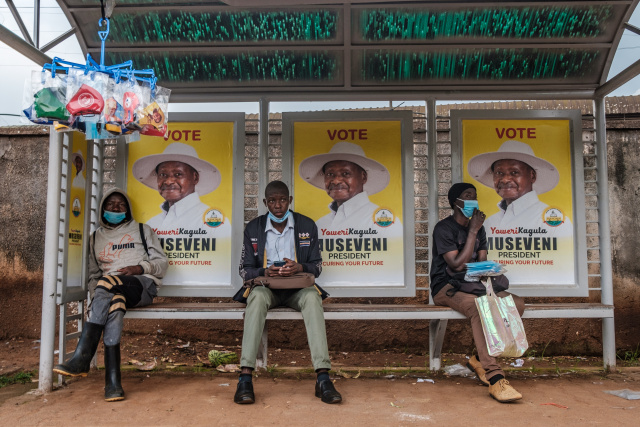 Uganda wraps up violent and chaotic election campaign