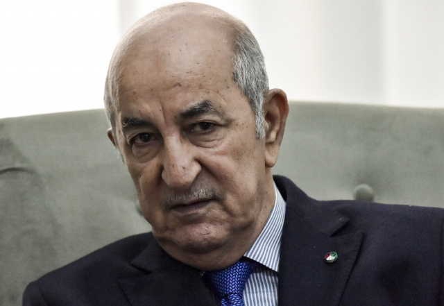 Algeria president returns to Germany for post-Covid-19 treatment