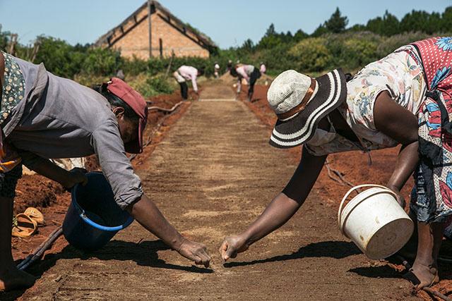 Famine: le PAM alerte sur une crise humanitaire à Madagascar