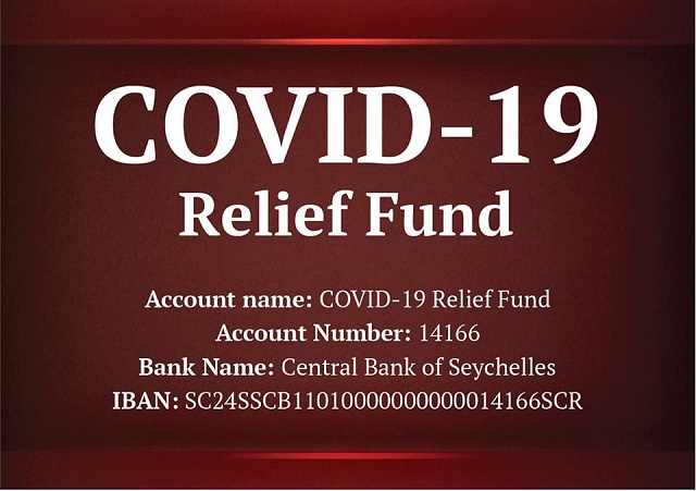 Foundations, businesses in Seychelles donate another $705,000 to COVID-19 relief and vaccination fund