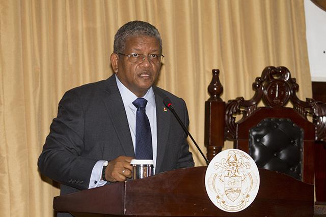 Le président des Seychelles aborde les sujets de la corruption, d'Air Seychelles et de la COVID-19, lors de son discours sur l'état de la nation