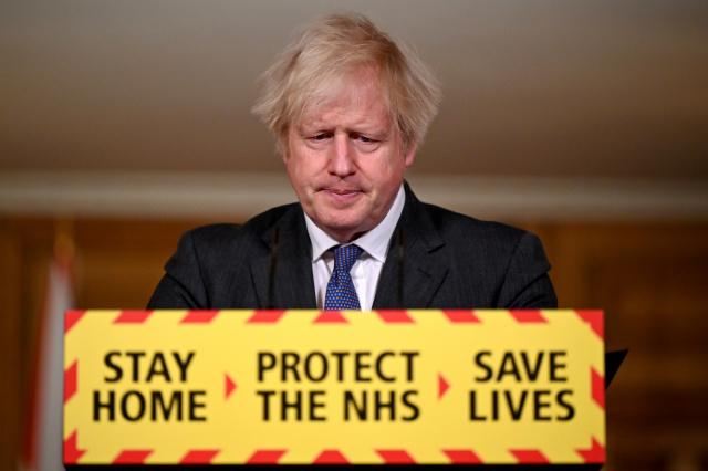 Johnson says evidence UK virus strain more deadly