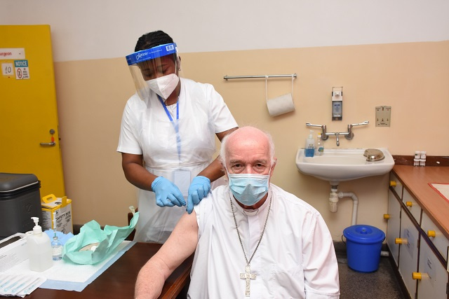 Seychelles begins next phase of vaccination campaign, targeting residents age 60 and up