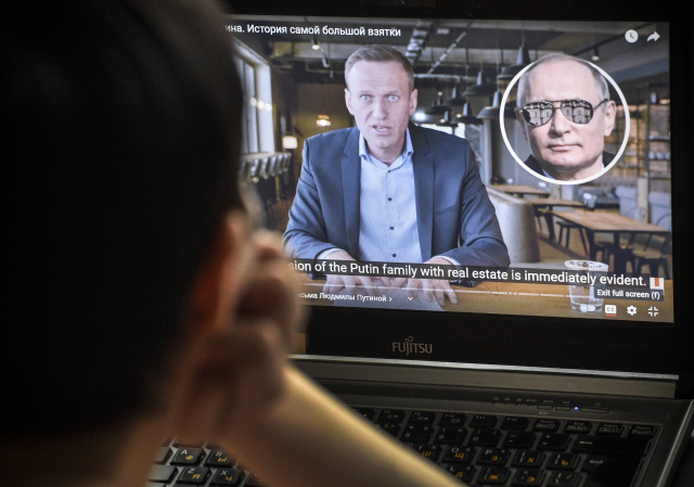 G7 foreign ministers condemn arrest of Russia's Navalny