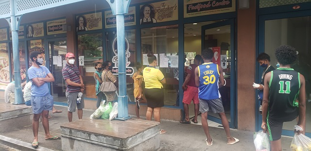 Demand for food delivery surges in Seychelles during COVID-19 restaurant shut-down orders