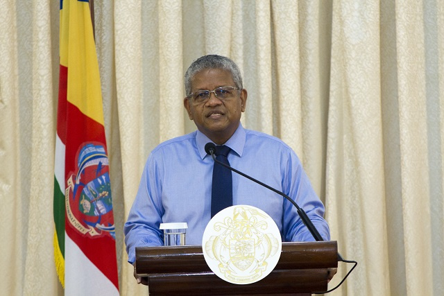 President of Seychelles announces government restructuring plans after 99 days in office