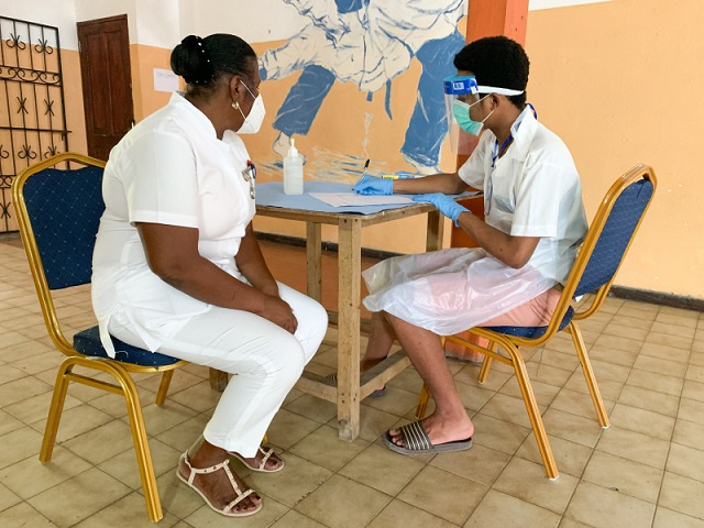 Seychelles' Ministry of Health seeks volunteers for roll-out of second dose of COVID vaccine
