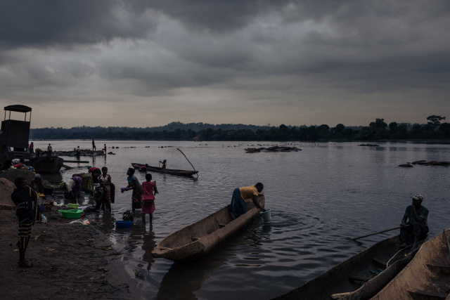 Nine dead, many missing as boat capsizes near DR Congo capital