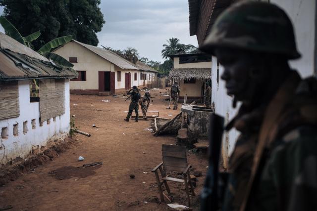 UN's Guterres wants thousands more peacekeepers in C.Africa
