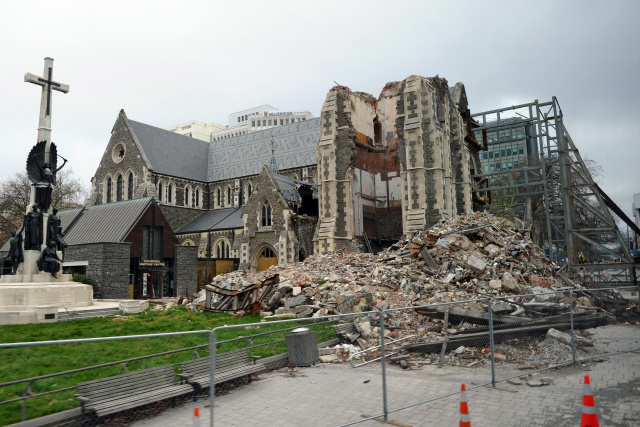 Quake-hit Christchurch regains its mojo, 10 years on