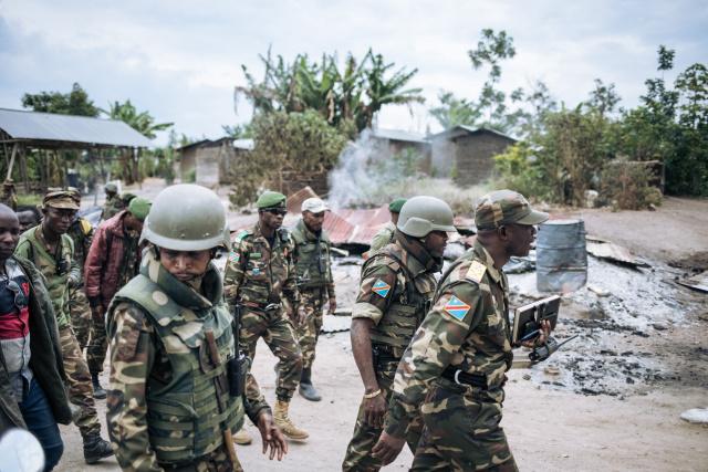 Italian envoy killed in DR Congo attack blamed on Rwandan Hutu