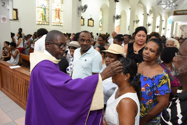 Christians in Seychelles observing a 'virtual' Lent