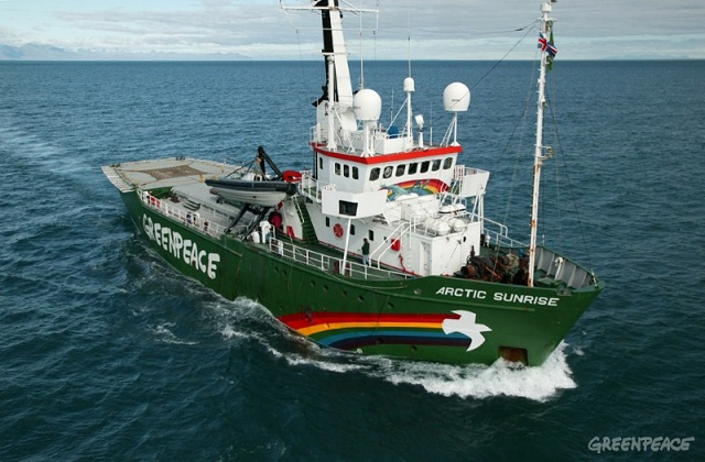 Greenpeace to study biological diversity in Seychelles' waters along the Mascarene Plateau