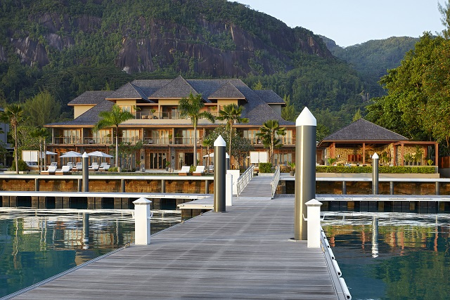 Boutique resort with superyacht parking aims to become a hot stopover in Seychelles