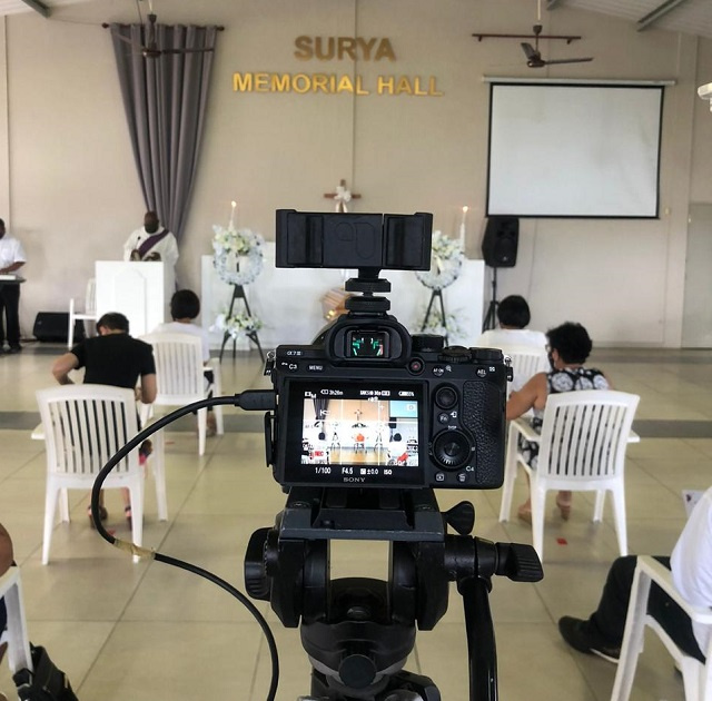 Live-streaming funerals a new option for mourning Seychellois to get around COVID restrictions