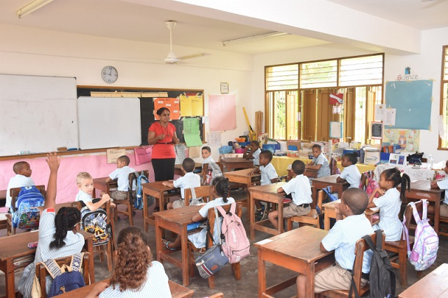 State schools in Seychelles to reopen in phases starting March 15