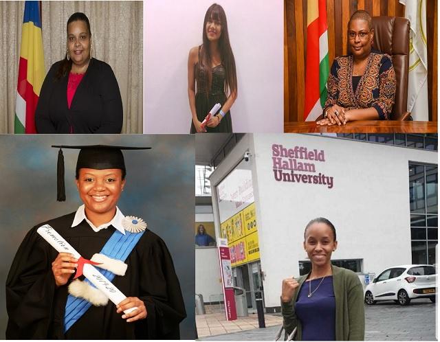 5 women from Seychelles blazing trails across the world