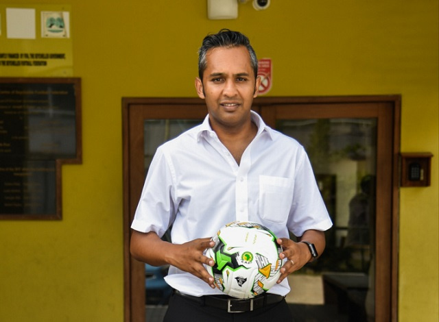Seychellois elected to African football's executive committee expects sports to restart soon