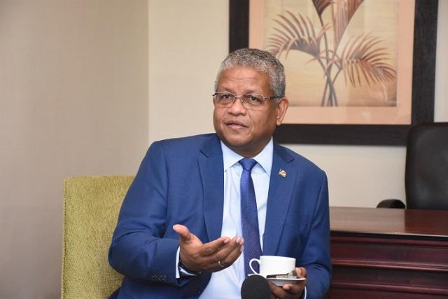 Emir of Qatar to visit Seychelles later this year, President Ramkalawan says