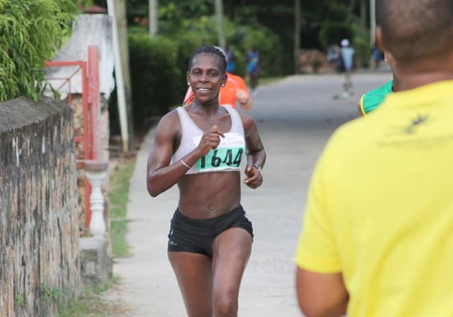 Seychelles' fastest female marathon runner laid to rest at age 44