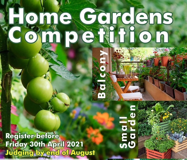 Home garden competition open for Seychelles' green thumbs, both small and large