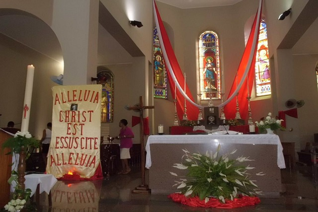 Seychelles' Christian leaders urge compassion, reconciliation on a stay-at-home Easter Sunday