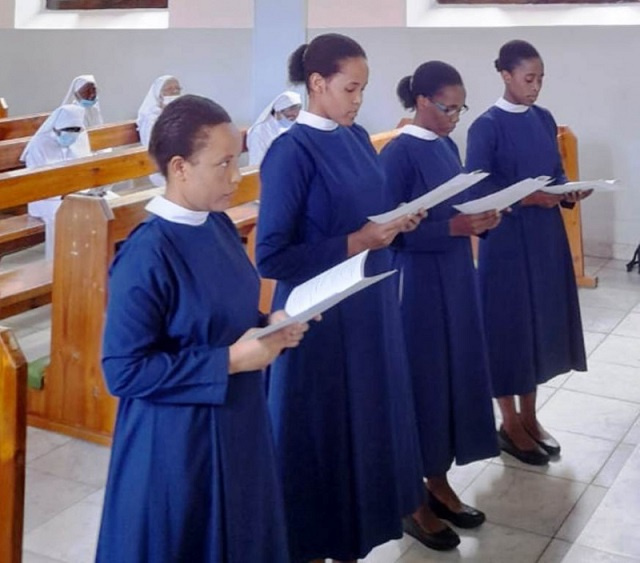 Four new nuns join Sisters of St Joseph in Seychelles, first addition to family in 33 years