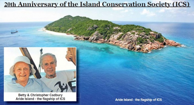 Now age 20, Seychelles' Island Conservation Society trying to tackle pollution, poaching, climate change