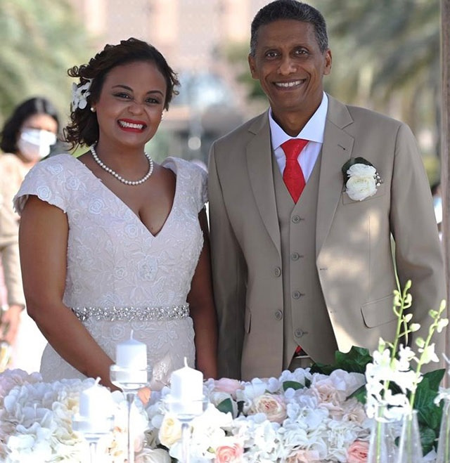 Former president of Seychelles marries overseas, news report says