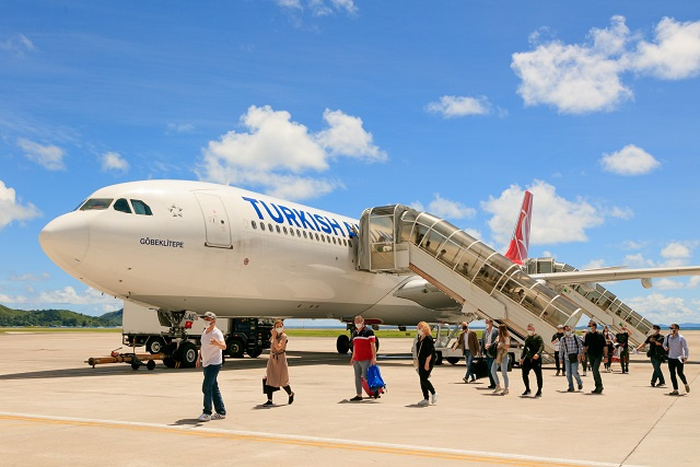 Turkish Airlines resumes flights to Seychelles after a year's absence