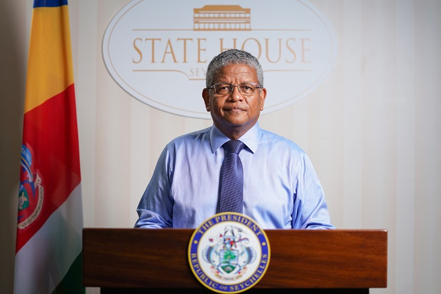 Seychelles' tourism industry, value of rupee on positive course, President says