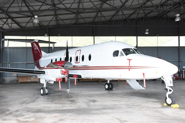 Seychelles' Islands Development Company acquires third aircraft to meet increased demand