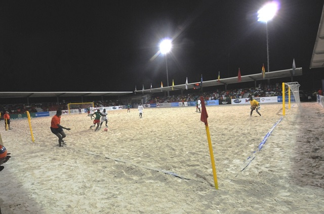 Seychelles qualifies for final stage of African Cup of Nations beach soccer tournament