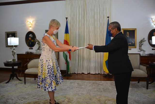Swedish tourists will return to Seychelles as soon as they are vaccinated, new ambassador says