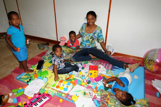 Seychelles takes step forward on early childhood care development