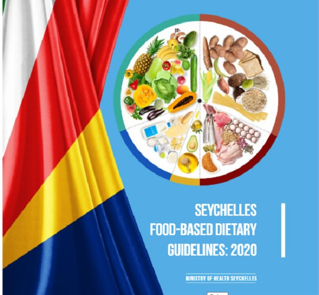 New dietary guidelines in Seychelles emphasise fruits, vegetables, warn against processed food