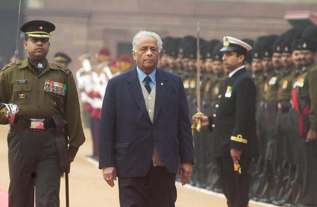 Anerood Jugnauth, former Mauritius leader, dead at 91