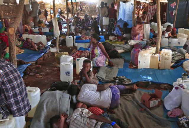 Over 30,000 children risk death in famine-hit Tigray: UN