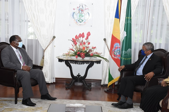 World Bank discussion with Seychelles could lead to injection of funds earlier than scheduled