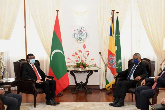 Maldives looking at possibility of direct flight to Seychelles, new high commissioner says