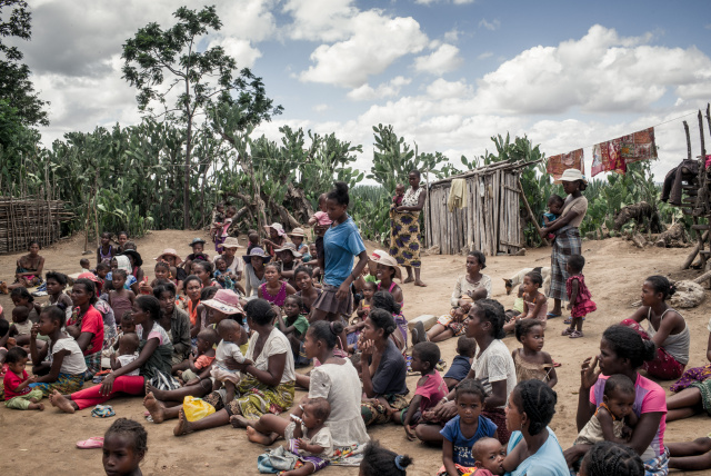 Some in Madagascar 'on verge of starvation': UN